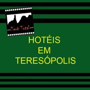 Hotéis em Teresópolis RJ - Terê Total