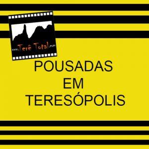 Pousadas em Teresópolis RJ - Terê Total