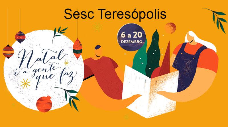 Natal 2019 Sesc Teresópolis