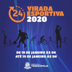2ª Virada Esportiva em Teresópolis