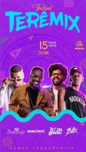 Festival Terê Mix 2020 em Teresópolis (adiado)